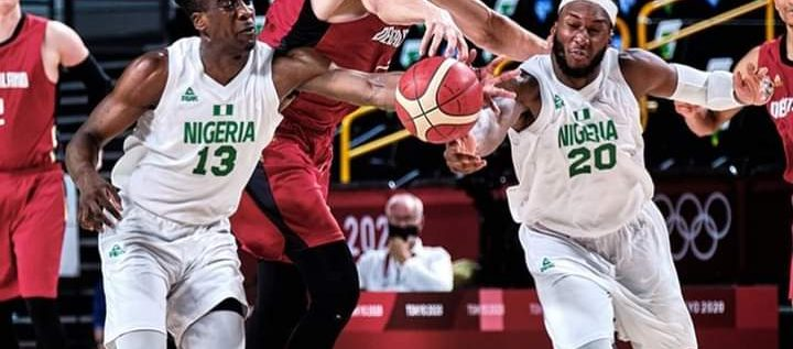 AGAIN: D'Tigers Lose Second Match In Tokyo Olympics Basketball Event