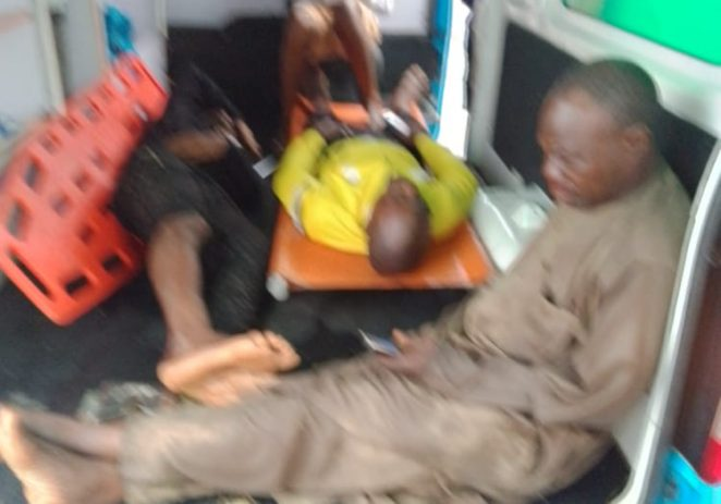 Nigeria Club Oyah FC Involved In Ghastly Accident, Players, Technical Adviser Injured