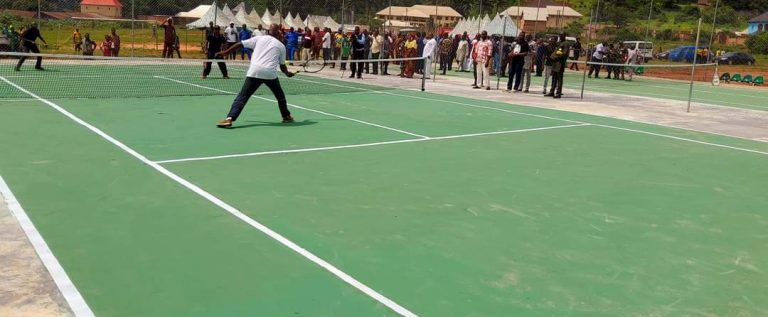 Governor Ugwuanyi Embarks On Grassroots Sports Development Across 17 LGAs