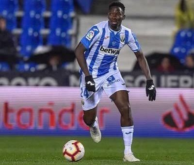 Omeruo Open To New Contract Offers After Leganes Failed Promotion Bid