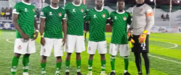 """Minifootball AFCON 2021:  """"Be Patient With Us"""" – Coach Urges Nigerians"""