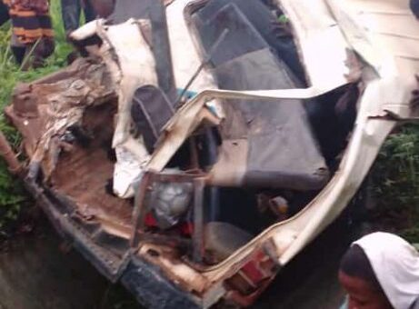 Driver Killed, Players Critically Injured As Another Nigerian Club Involved In Fatal Accident