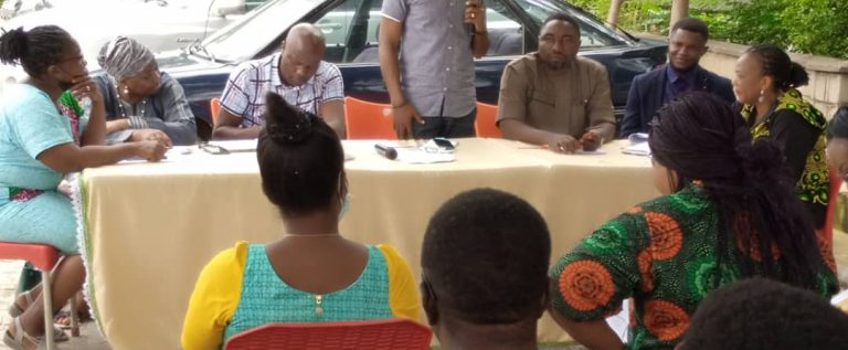 Breaking News: Bunmi Haruna Inducted Into NUJ FCT Executive Council As SWAN Chairman