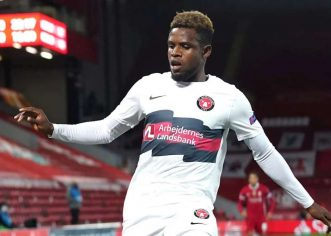 Brentford Sign Frank Onyeka From FC Midtjyland On Five-year Deal