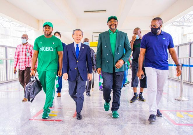 Tokyo 2020 Olympics: Team Nigeria And A Distracted Sports Ministry