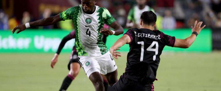 Mexico Thrash Super Eagles In International Friendly