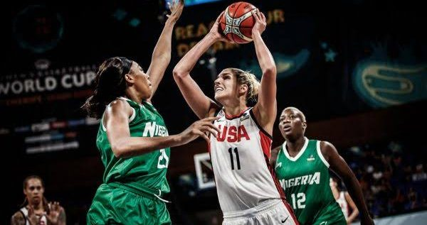USA Trash D'Tigress In Olympic Warm-up Game