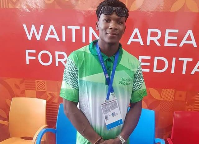 Tokyo 2020: Uche Eke Is The Best Thing To Happen To Nigeria Gymnastics -Tony Asuquo