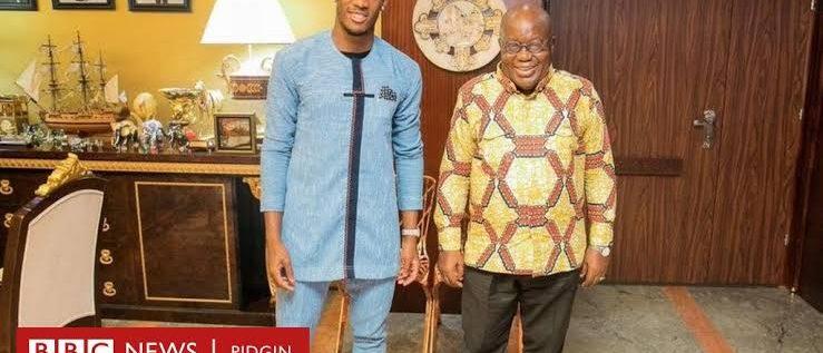REVEALED: How Ghana President, Sports Minister, GFA Lobbied Hudson Odoi To Reject England