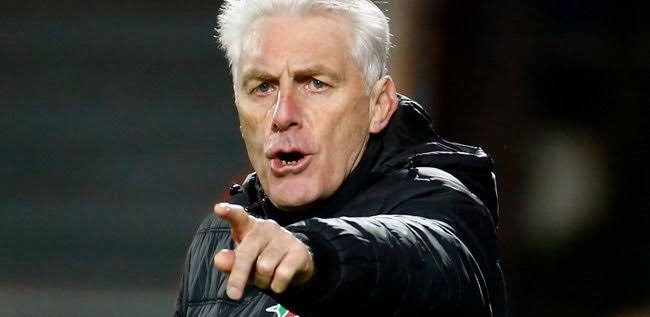 Why South Africa Are Yet To Pay New Bafana Bafana Coach, Broos' Salary Since May