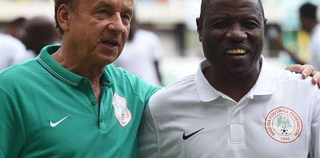 Salifu Yusuf To Return As Rohr's Assistant For 2022 World Cup Qualifiers