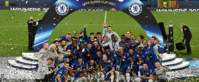 How Chukwueze's Villarreal Lost UEFA Super Cup To Chelsea On Wednesday
