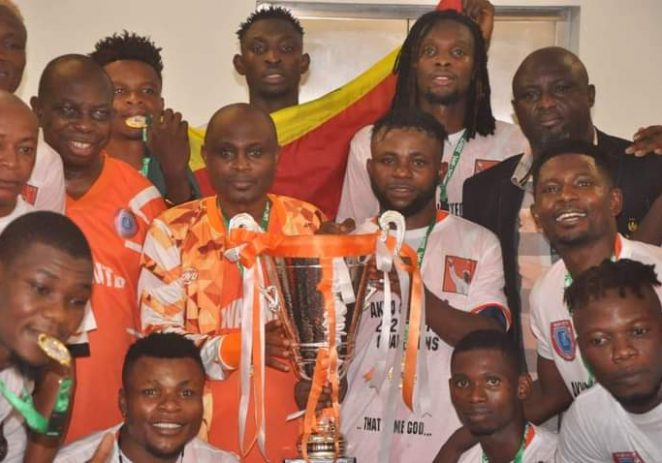 CAF Confirms Akwa United, Rivers United, Enyimba And Bayelsa United For Champions League, Confederation Cup