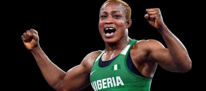How Blessing Oborududu Defied Knee Injury  To win Silver At Tokyo Olympics
