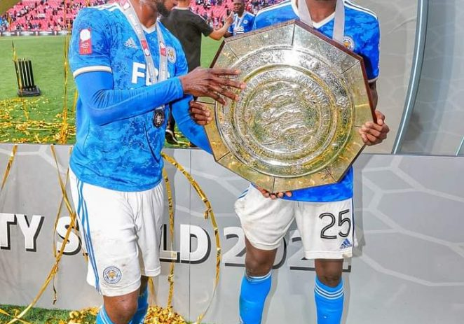 EPL Community Shield: Kelechi Iheanacho Breaks 20 Years History In Leicester City's Win Over Man City