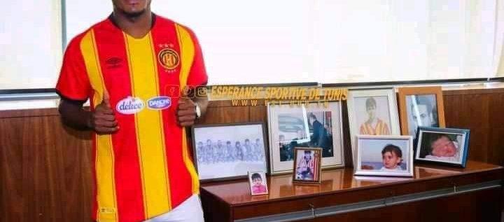 Enyimba Bid Former Star Anayo Iwuala Farewell After Esperance Signing