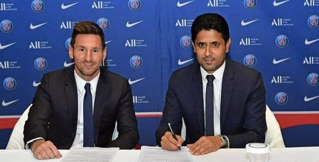 I Have Come To PSG To Win Titles – Lionel Messi