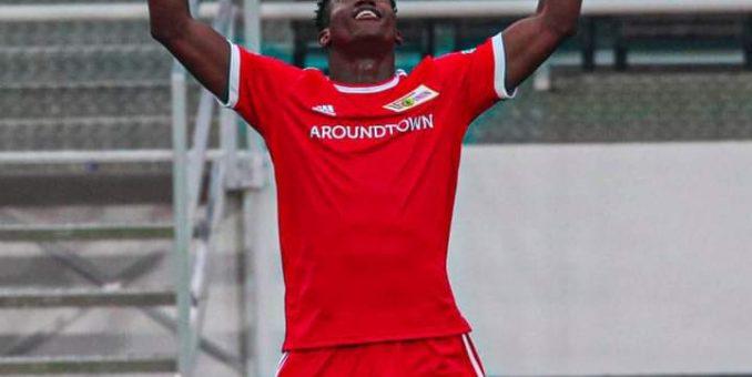 Awoniyi Nets Brace As Union Berlin Thrash KuPS In Europa League Conference Playoff