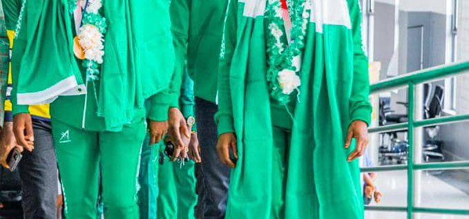 NAWIS Hails Oborududu, Brume On Tokyo Olympics Medals