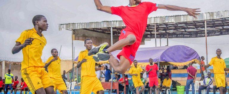 U-12/15 Handball Championship Continues Despite Heavy Downpour in Sokoto