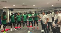 28 Eagles In Camp For Liberia/Cape Verde World Cup Qualifiers