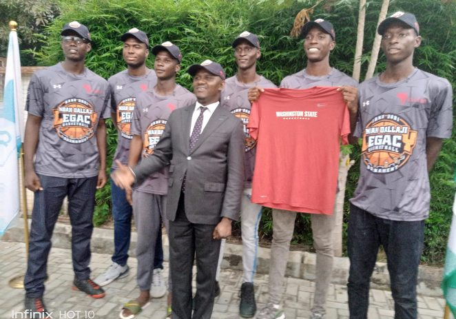 African Children Talents Discovery Foundation Doles Out N1.722 Billion For 14 Talented Basketball Players' Scholarships