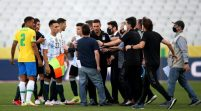 Brazil/Argentina World Cup Qualifier Abandoned Over Covid-19 Violation