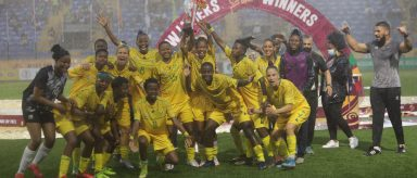 How South Africa Decimated Super Falcons To Win Aisha Buhari Cup In Lagos