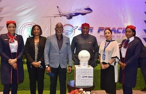 NFF Signs N300 Million A-year Sponsorship Deal With Air Peace