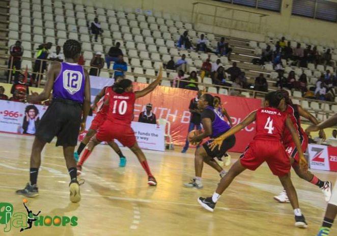 Hoopers, Police Baton, Pillars Record Wins In Men's Basketball Premier League