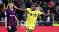 Samuel Chukwueze Out Of Villarreal's Champions League Clash Against Atalanta