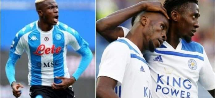 "Iheanacho, Ndidi Go To ""War"" Against Osimhen In Europa League Clash"
