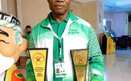 """""""My Position As Technical Officials Rep. In Weightlifting Is Victory For Continuity"""" – Nwadeih"""