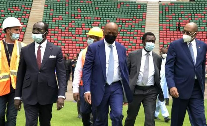 """2021 Africa Cup Of Nations: """"We Are On Track"""" – CAF President"""