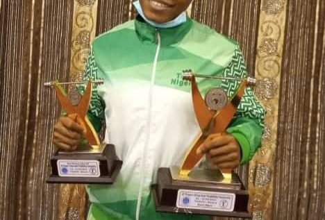 Weightlifting Federation: Athletes' Welfare, Competitions Are My Priority – Adenike, Rep.