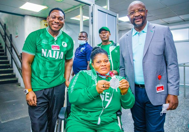 Paralympics Games: NAWIS Paise Athletes For Outstanding Performance In Tokyo