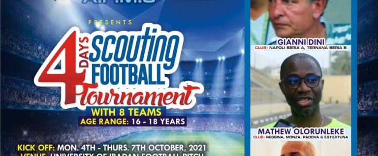 Eight Clubs To Battle For Atico Scouting Football Tournament