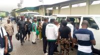 2021 National Youth Games: Team Bayelsa Depart For Zonal Elimination With 160 Contingent
