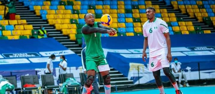 Nigeria Thrash South Sudan In  2021 African Volleyball Nation's Cup