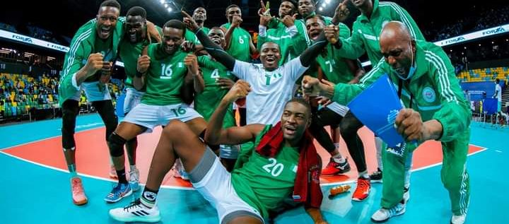 2021 Volleyball Nations Cup: Nigeria Breaks 16-year Jinx, Qualify For Quater-finals