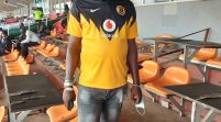 Meet Joseph Odede (One Man Riot); The man whose Act of Gallantry Headlines Bendel Insurance Fans' Pitch Invasion.