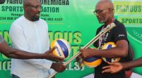 Hon. Famous Targets South South As Volleyball Hub