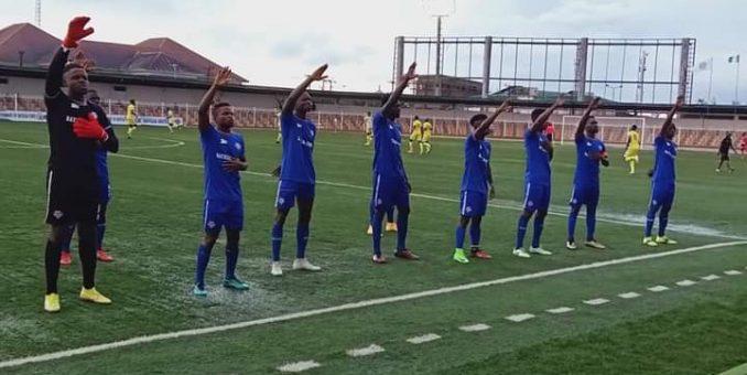 CAF Confederation Cup: Bayelsa United Thrash Ashanti Golden Boys, Zoom Into Next Round