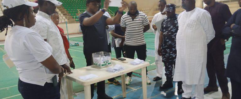 Weightlifting Election: Christopher Nwadeih, Adijat Adenike Emerge Technical/Athletes Representatives