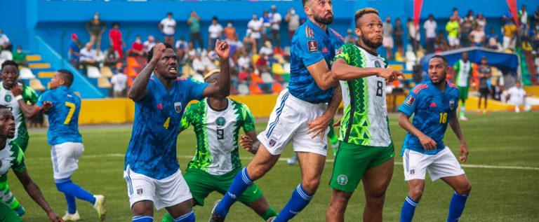 Nigeria Vs Central Africa: Sustain The Momentum, Replicate Same Focus – Pinnick Charges Eagles