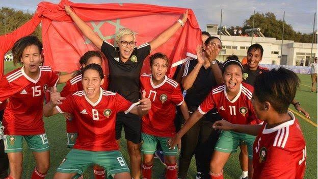 Atlas Lionesses Of Morocco Arrive Monday For Aisha Buhari Invitational Tournament