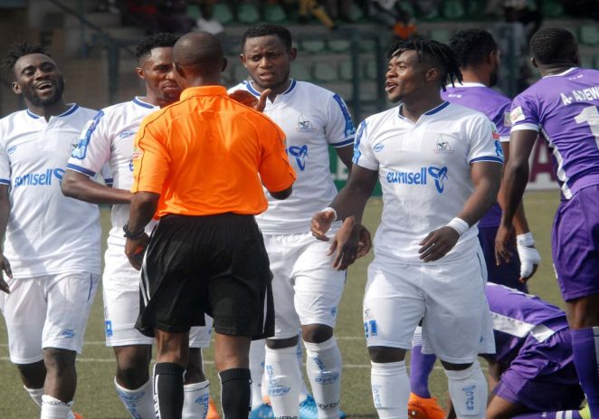 Rivers United Crash Out Of CAF Champions League,  Demoted To Confederation Cup