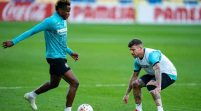 Samuel Chukwueze Returns To Training After  Five Months Injury Layoff