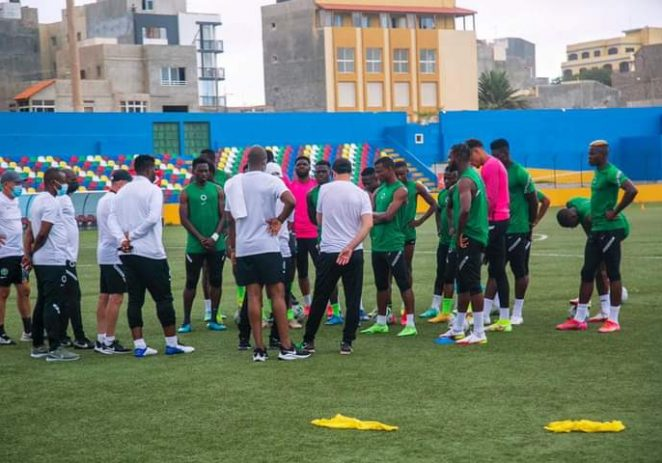 World Cup Qualifier: Goalkeeper, Maduka Okoye Yet To Arrive Super Eagles Camp