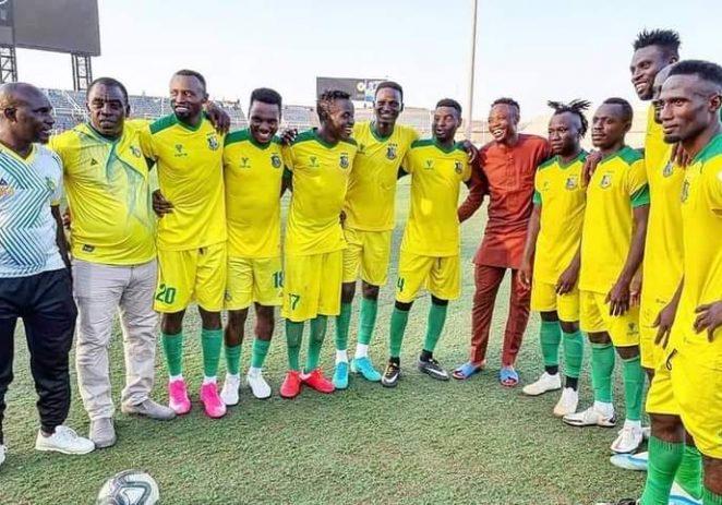 Ahmed Musa Returns To Kano Pillars